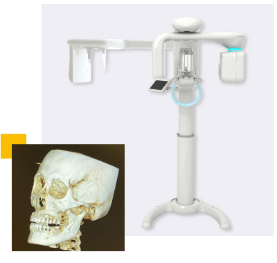 CTによる高解像度画像診断