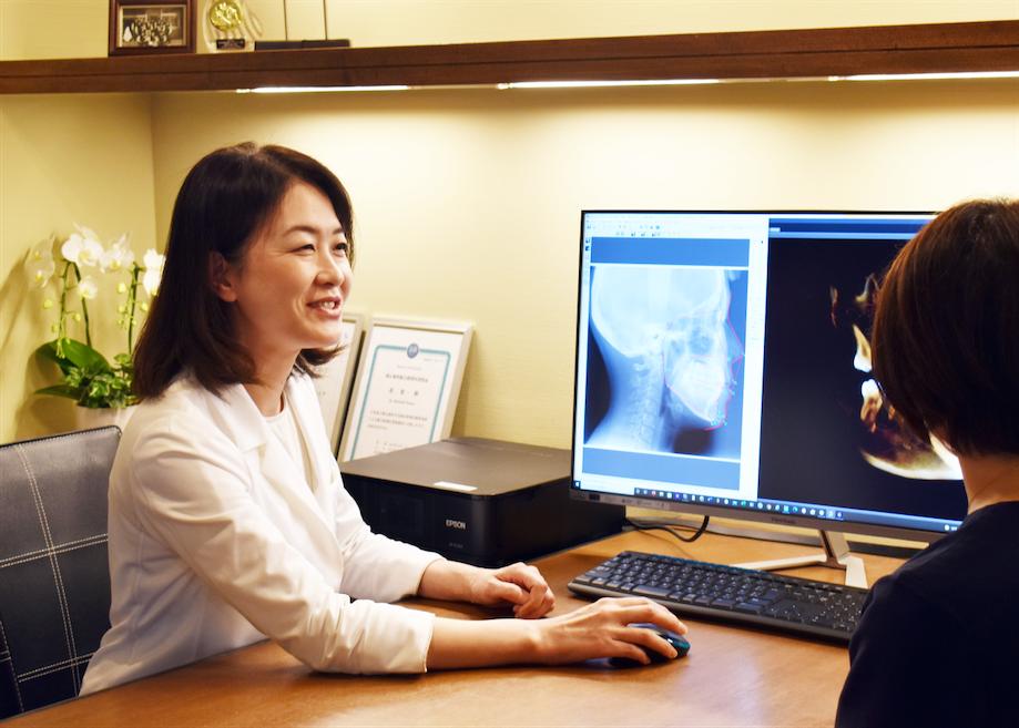 対話を大切にし、治療期間を意識した治療を提供すること